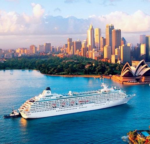 郵輪Cruises